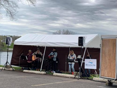 Open Heaven at Riverside Community Church